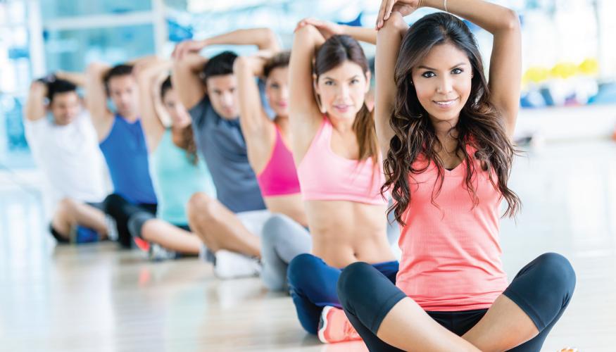 fitness vježbe banja luka