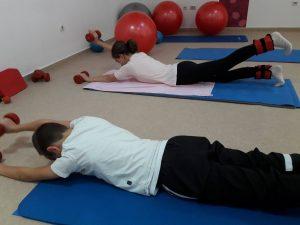 korektivne vježbe za djecu